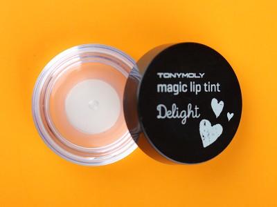 Тинт для губ Tony Moly Delight Magic Lip Tint – отзыв
