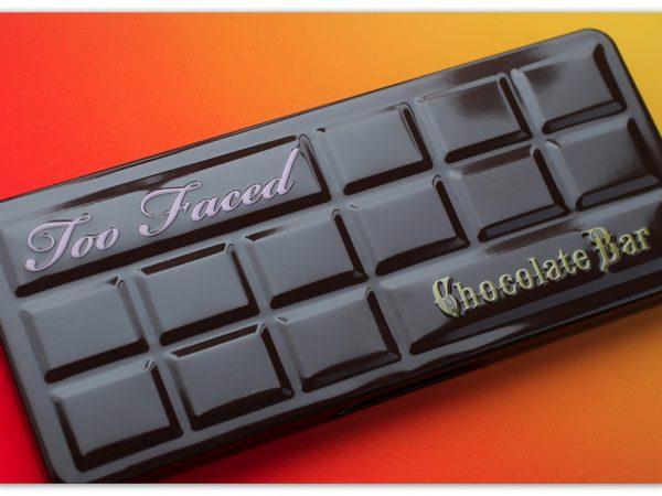 Палетка Too Faced Chocolate Bar