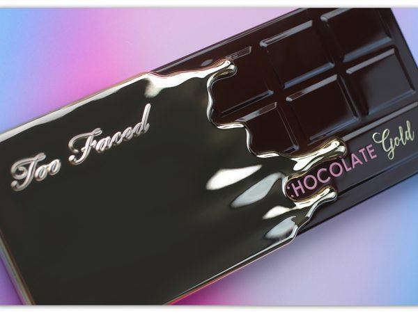 Too Faced Chocolate Gold Eyeshadow Palette: отзывы