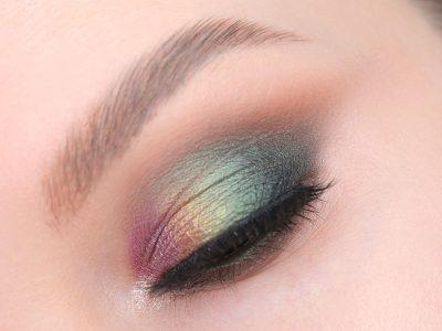 Пошаговый макияж с палеткой Too Faced Chocolate Gold Eyeshadow Palette