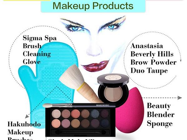 Что купить в интернет-магазине декоративной косметики: ТОП-5