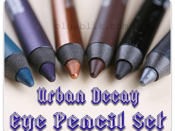 Карандаши для глаз Urban Decay 24/7 Glide-On Eye Pencil – отзывы