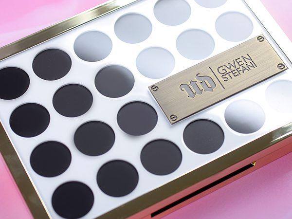 Urban Decay Gwen Stefani Eyeshadow Palette: Отзывы, Фото, Свотчи, Макияж