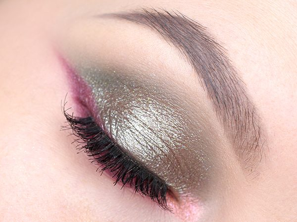 Urban Decay Moondust Eyeshadow Palette Makeup Tutorial