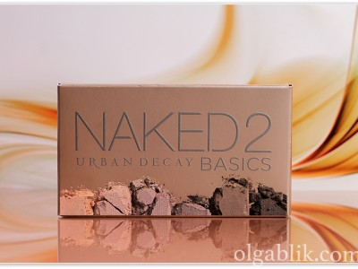 Urban Decay Naked 2 Basics Palette: отзывы, макияж, свотчи