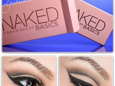 Urban Decay Naked Basics Eyeshadow Palette: отзывы