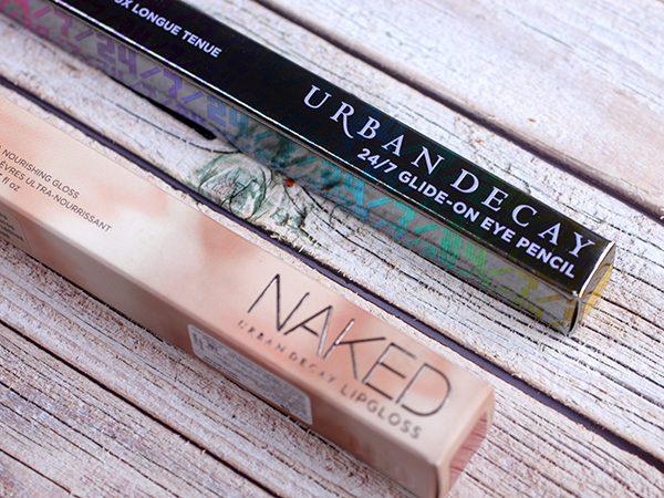 Блеск для губ Urban Decay Naked Lip Gloss – отзыв