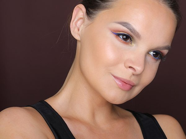 Urban Decay XX Vice LTD: Makeup Look