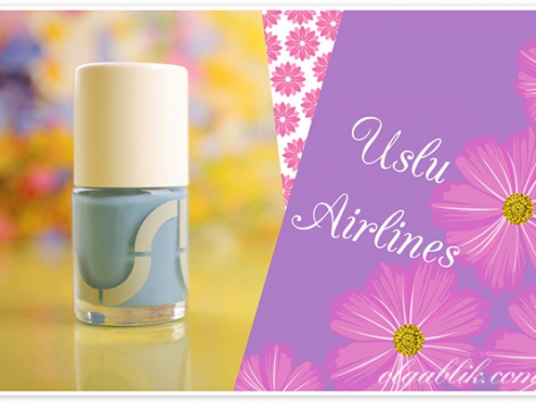 Лак для ногтей Uslu Airlines Nail Polish – отзывы