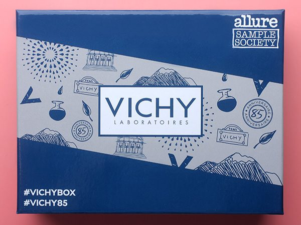 Как отметили юбилей 85 летний Vichy и AllureBox