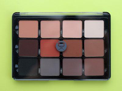 Палетка Viseart Neutral Matte 01 Eyeshadow Palette: отзывы