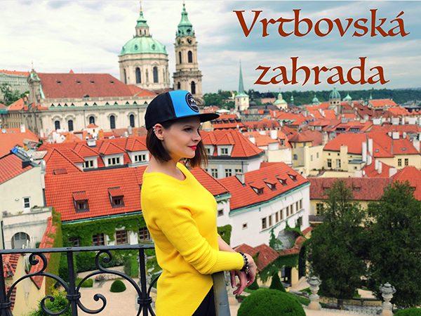 Прага: Вртбовский сад