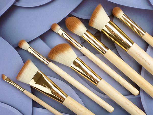 Набор кистей для макияжа Zoeva BAMBOO Set Vol. 2 – отзыв