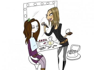 Backstage Beauty 2016: худшие образы