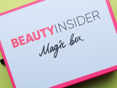Beauty Insider Magic Box N32: состав бьюти-бокса