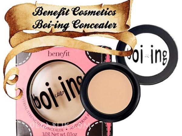 Консилер Boi-ing – Benefit Cosmetics: отзывы и фото