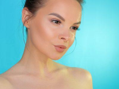 Бронзовый макияж: легкий макияж глаз пошагово