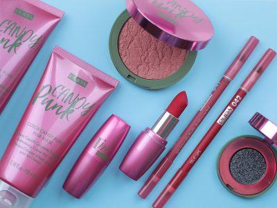 Candy Punk – Pupa: осенняя коллекция макияжа (отзывы, свотчи, фото)