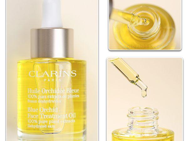 Clarins Blue Orchid Face Treatment Oil: отзывы и фото