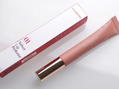 Матовый бальзам для губ Clarins Velvet Lip Perfector – отзыв