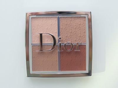Палетка Dior Backstage Contour Palette – отзыв, свотчи, макияж