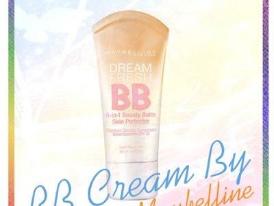 Maybelline BB Dream Fresh: отзывы и фотографии