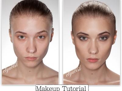 Как сделать макияж для серых глаз на каждый день – фото-урок