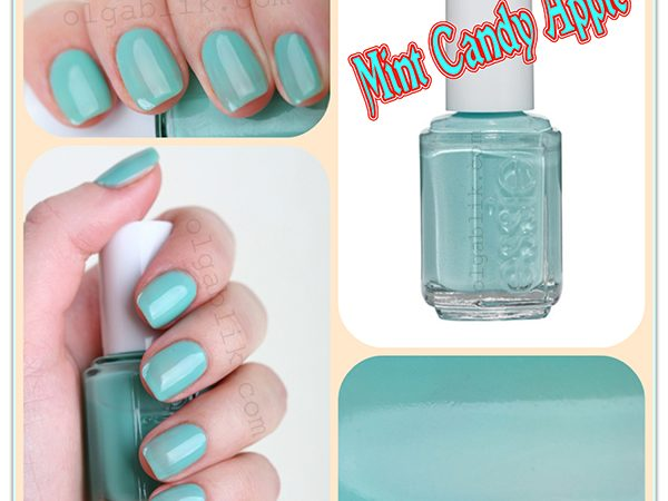 Лак для ногтей Essie – Mint Candy Apple: отзывы