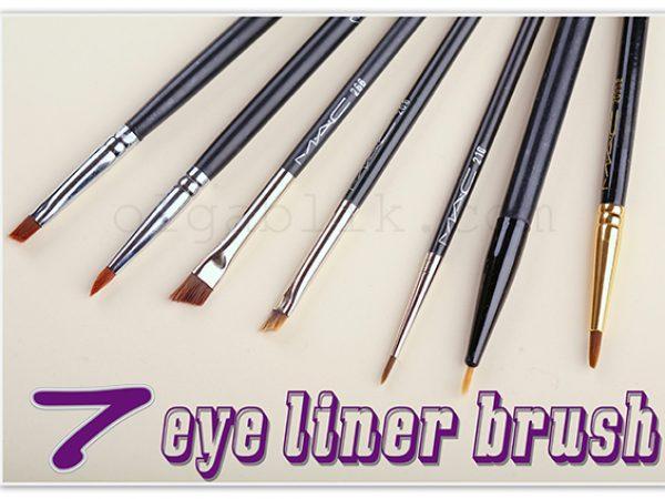 Кисть для подводки глаз: Mac & Sephora & Sigma