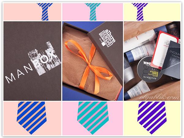 ManBox Декабрь — GlamBox: отзывы и наполнение