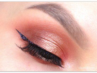 Как сделать сияющий макияж глаз – пошаговый фото-урок