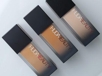 Тональный крем Huda Beauty #FauxFilter Foundation – отзыв