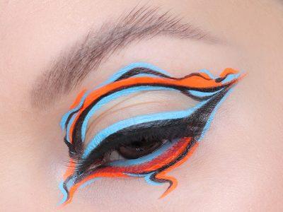 Как полюбить креативный макияж?