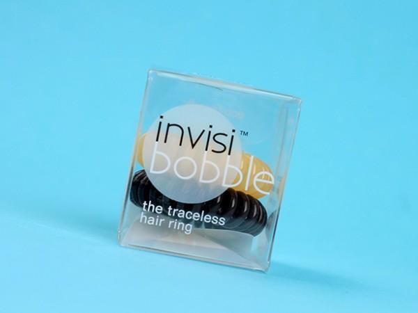 Резинка для волос Invisibobble – отзыв и история бренда