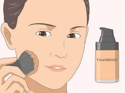 Как нанести тональный крем чтобы он был незаметен: 5 ошибок