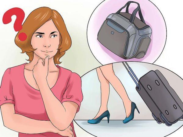 Как перевозить косметику в самолете: 6 важных правил!