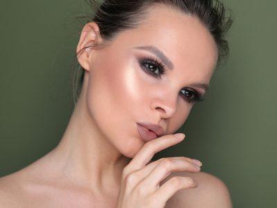 Как сделать макияж коричневого цвета – особенности техники