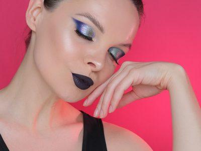 Как сделать макияж с блестками: пошаговая фото-инструкция