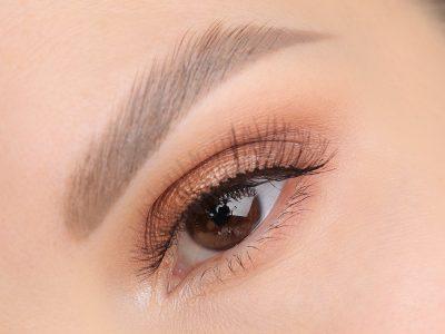 Каким должен быть повседневный макияж глаз: видеоурок