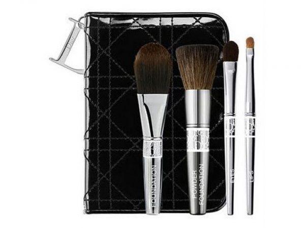 Набор кистей Dior Backstage Makeup Brushes – отзывы, фото, описание