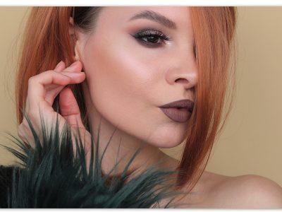 Коричневый Смоки Айс: особенности макияжа глаз