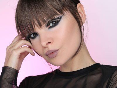 Красивый макияж на Хэллоуин: пошаговая схема нанесения