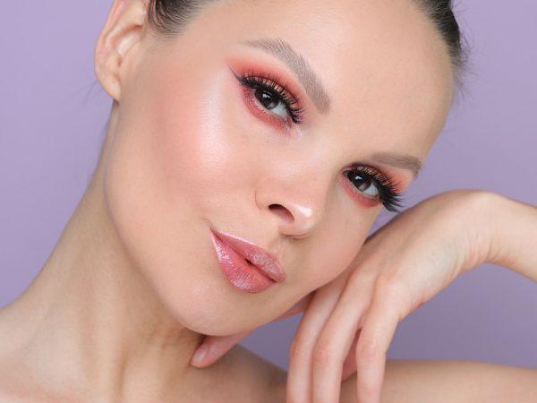 Летний макияж для карих глаз: выбор оттенков