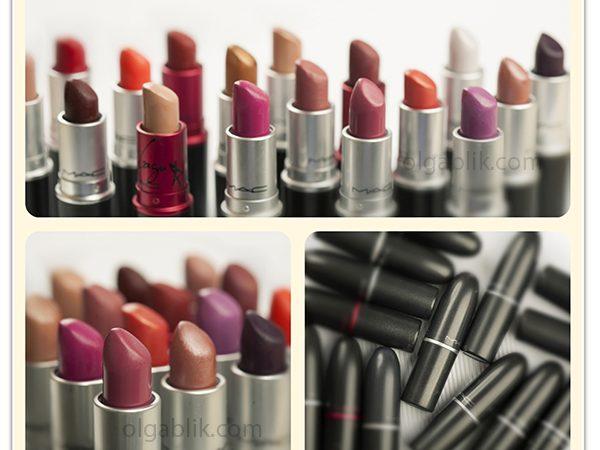 Помада для губ MAC Cosmetics Lipstick: отзывы и фото