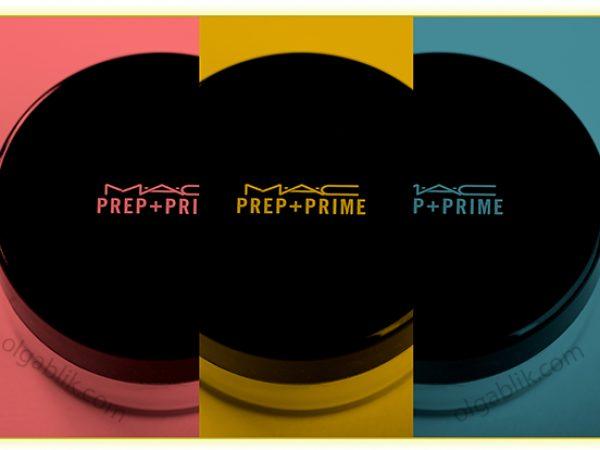 MAC Prep+Prime Transparent Finishing Powder: отзывы