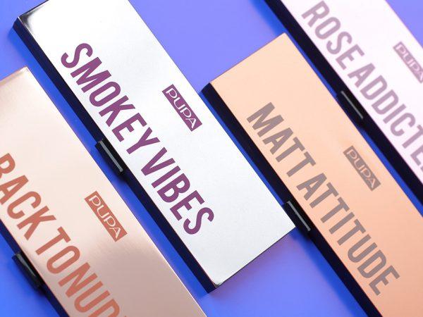 Палетки для век Make Up Stories Compact – Pupa: отзывы