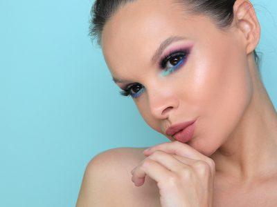 Макияж с фиолетовыми тенями: лайфхаки визажистов