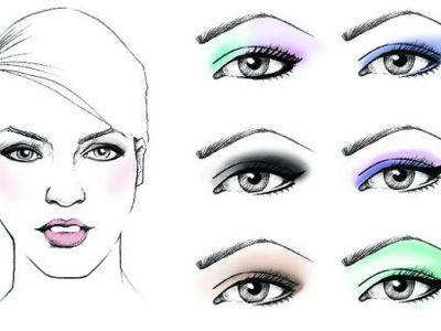 Как выбрать цвет теней под цвет глаз: 5 заблуждений