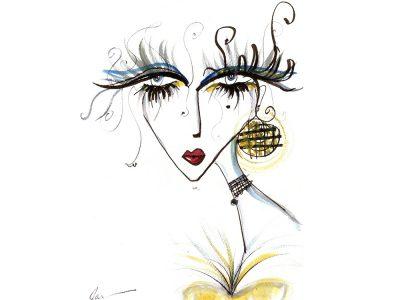 Макияж-2020: модные тенденции в макияже бровей и ресниц