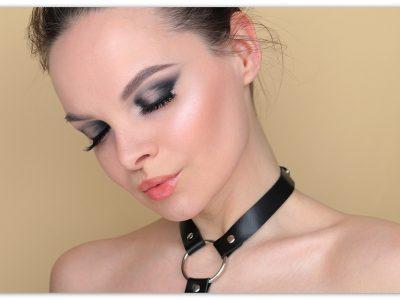 Макияж с черными тенями кошачий глаз: пошаговый фото-урок